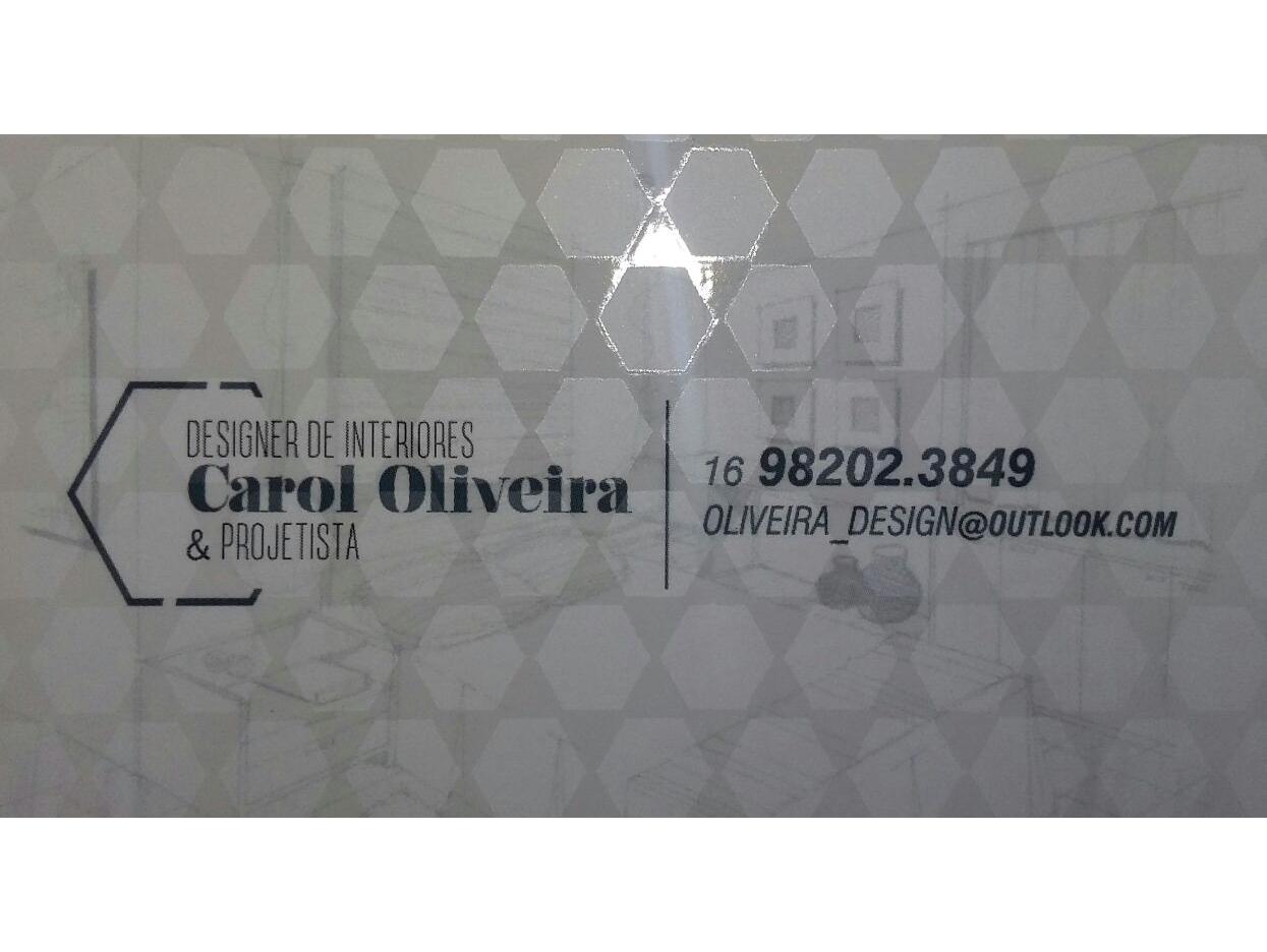 ANA CAROLINA DE OLIVEIRA